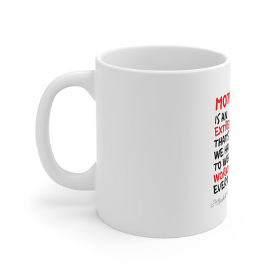 MotherHood Mug 11oz