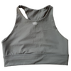 Erica High Neck Army Sports Bra