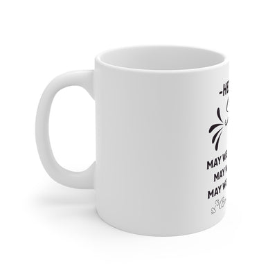 Here's To Strong Women Mug 11oz
