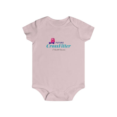 Future CrossFitter Infant Rip Snap Tee