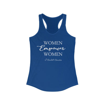 Women Empower Women Women's Ideal Racerback Tank