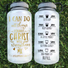 I Can Do ALL Things Through Christ Water Bottle