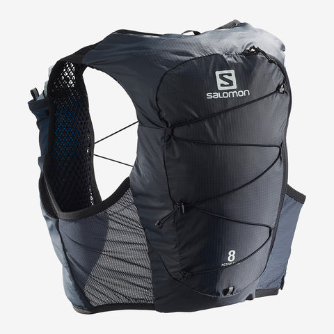 ACTIVE SKIN 8 -  Gilet da running da uomo con flask inclusi - SALOMON