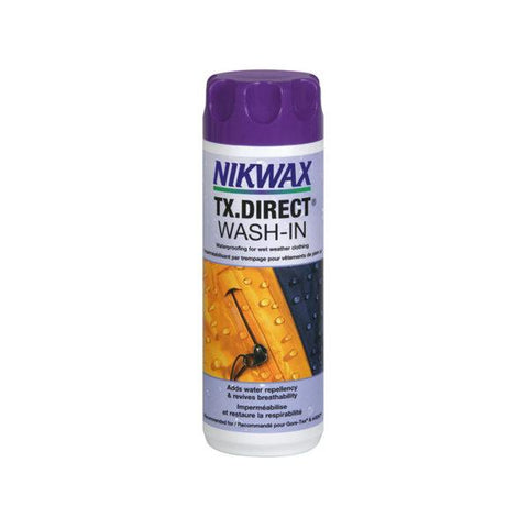 TX DIRECT WASH-IN - NIKWAX - BF Mountain Shop