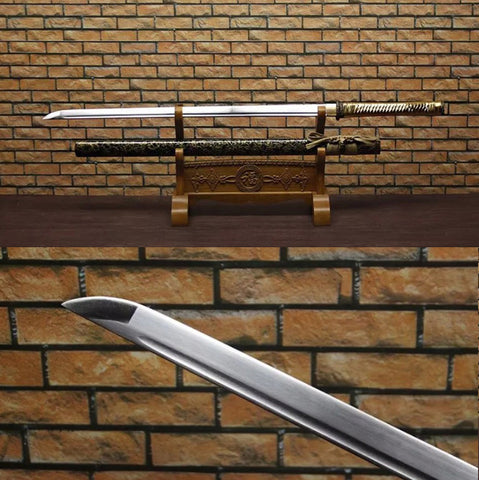 Image of Handmade Japanese Ninja Sword