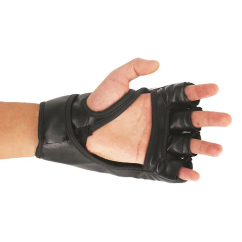 Image of Black UFC Training Gloves