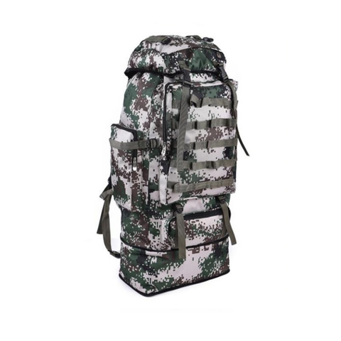 100L Mountaineering Tactical Backpack