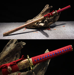 Dragon Ninja Sword