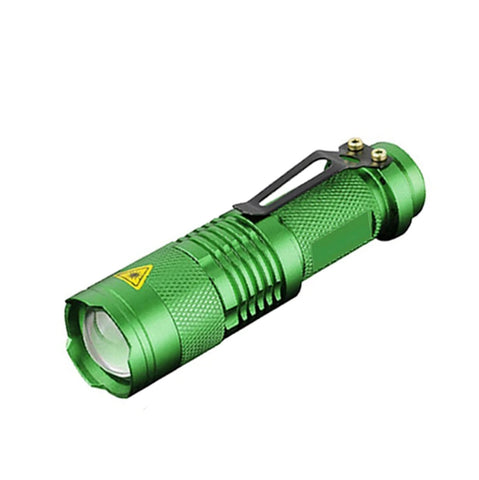 Image of Mini Pocket Tactical Flashlight