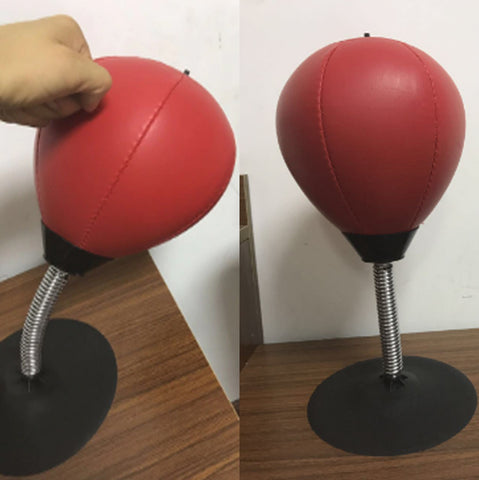 Anti-Stress Mini Punching Bag
