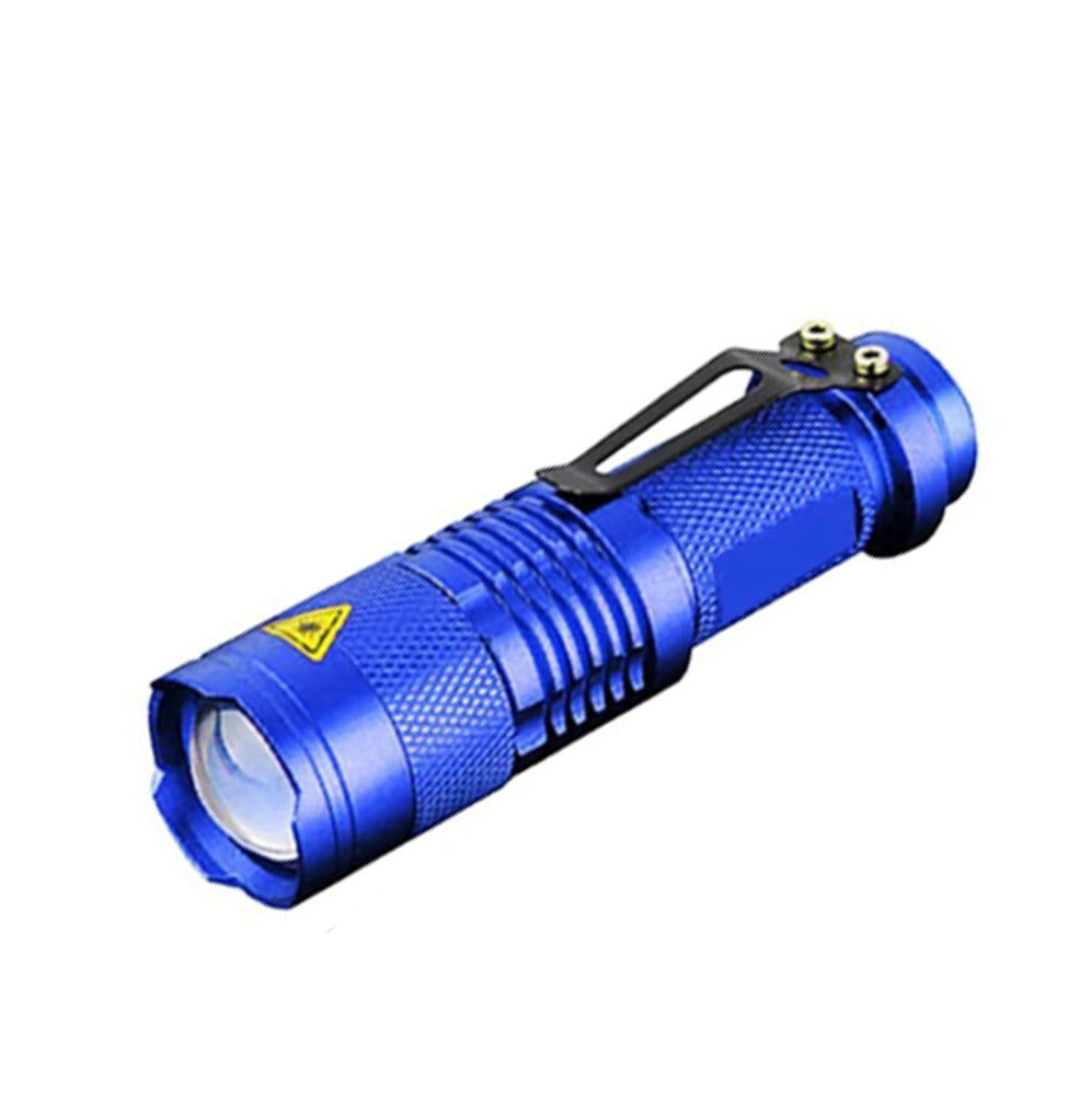 Mini Pocket Tactical Flashlight