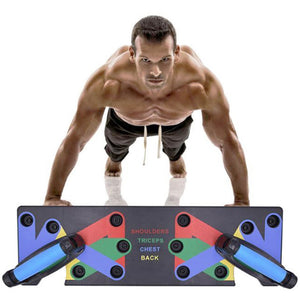 Push Up Muscle Board