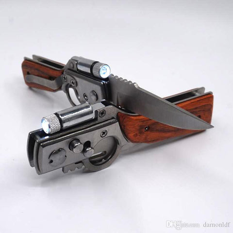 Image of Mini AK-47 Pocket Knife