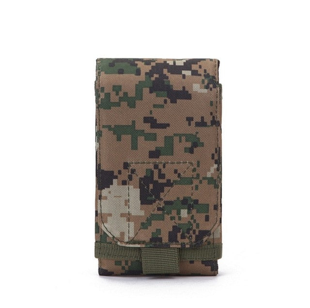 Tactical Army Phone Holder
