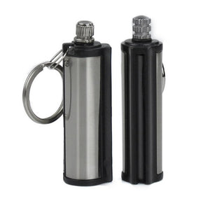 Stainless Outdoor Portable Match Lighter