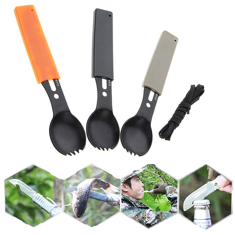 Cookware Portable Multi functional Camping Tool