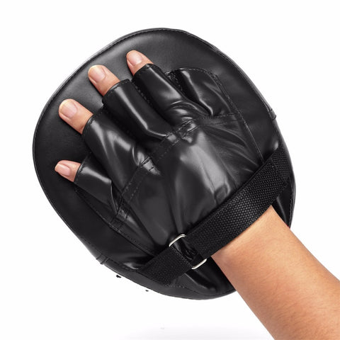 Image of Boxing Gloves Pads Hand Target Pad