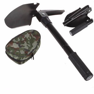 MultiFunctional Mini Military Folding Shovel