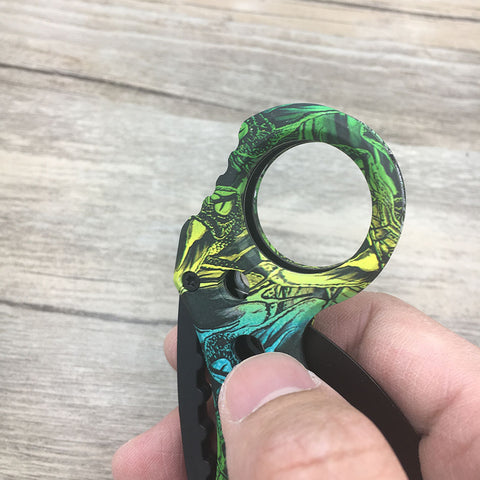 Scorpion Karambit Knife