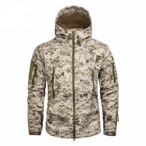 Image of Tactical Military Jacket