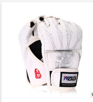 Grappling MMA Gloves PU Punching Bag