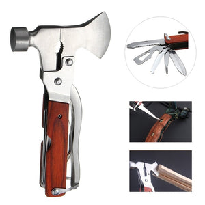 Multifunctional Hammer Axe Tool
