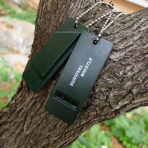 1PC Survival Super Loud Emergency Whistle