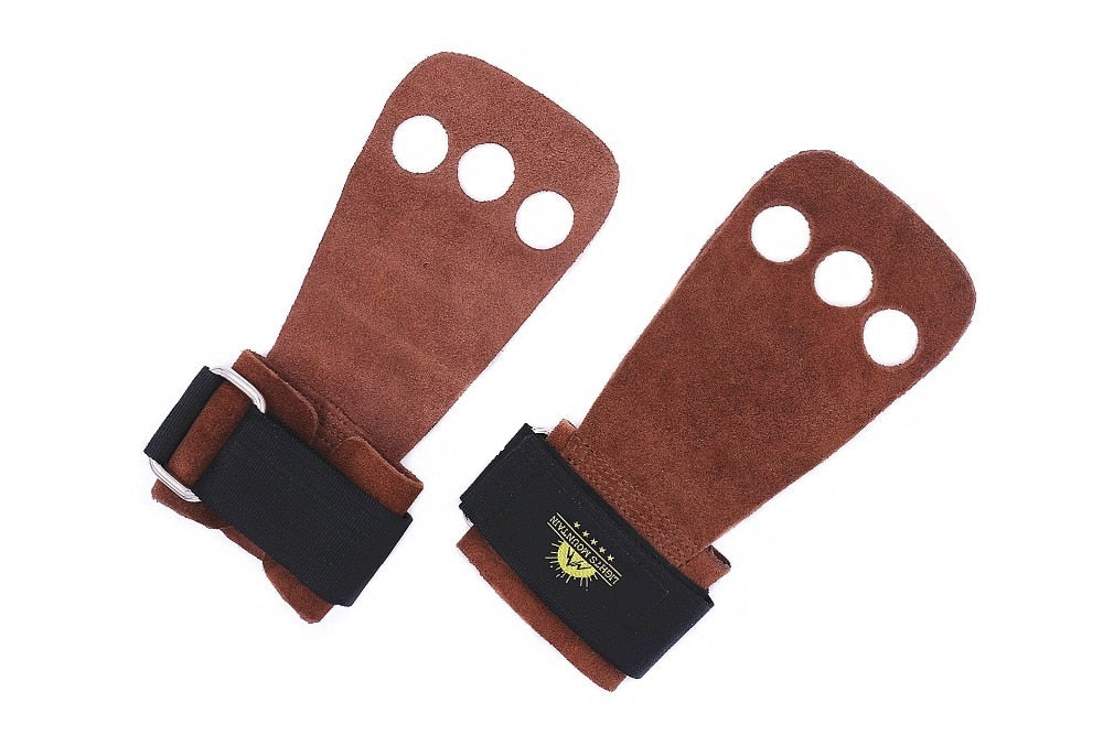 Fitness Leather Gloves