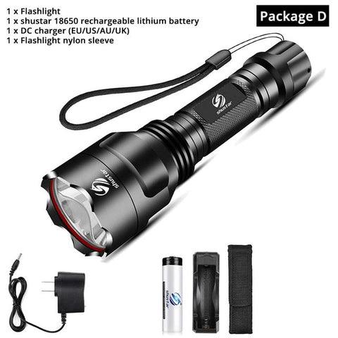 Image of Super bright LED Flashlight
