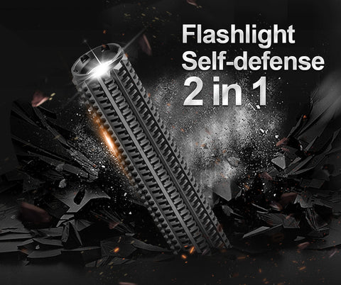 Image of LED Flashlight for Self Defense