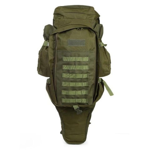 60L Outdoor Backpack Military Tactical