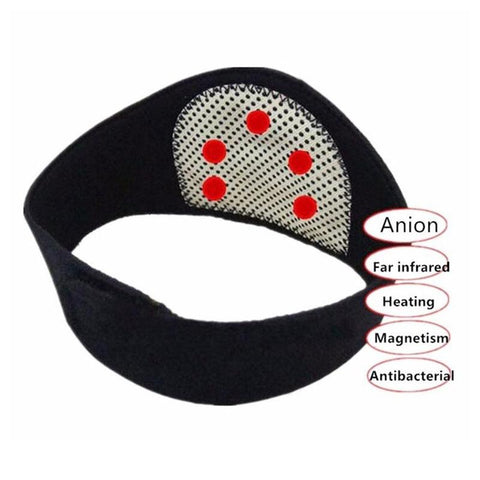 Self Heating Neck Support Belt