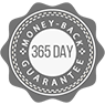 Image of 365 Day Money Back Guarantee