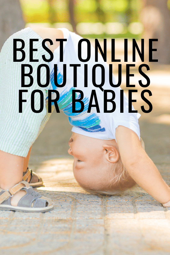 Best Online Boutiques for Babies