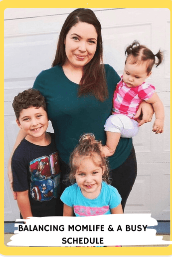 Cristina Fink: Balancing Momlife & A Busy Schedule