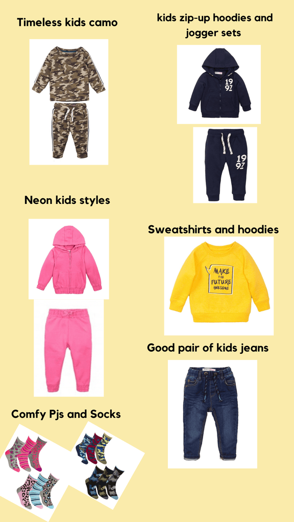 6 Trending Fall and Winter Clothes for Kids
