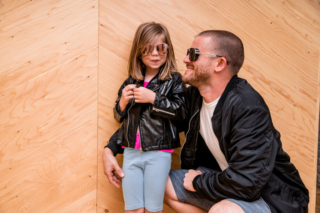 THREE URBAN CHIC STREET STYLE FASHION OUTFITS FOR YOUR LITTLE PRINCESS