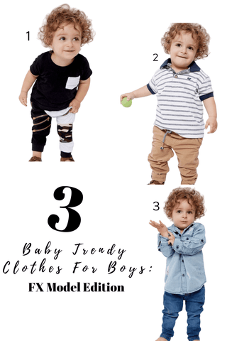 Baby Trendy Clothes