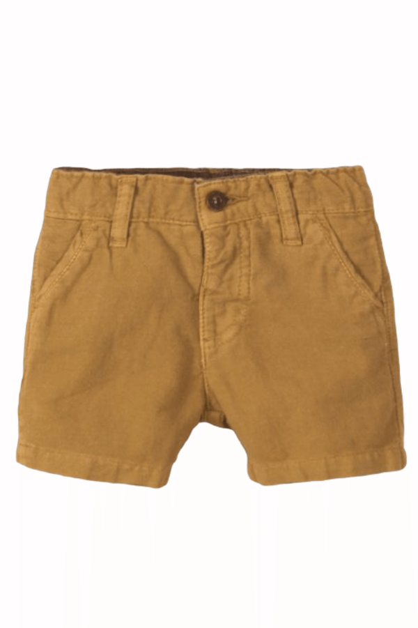 Baby Boy Beige Shorts