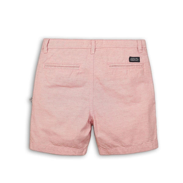 Jax Pink Boy Shorts - Cliqq Clothing