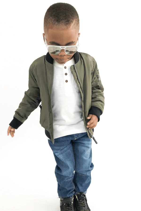 EURO BOY DENIM JEANS (2T-6years) - Cliqq Clothing