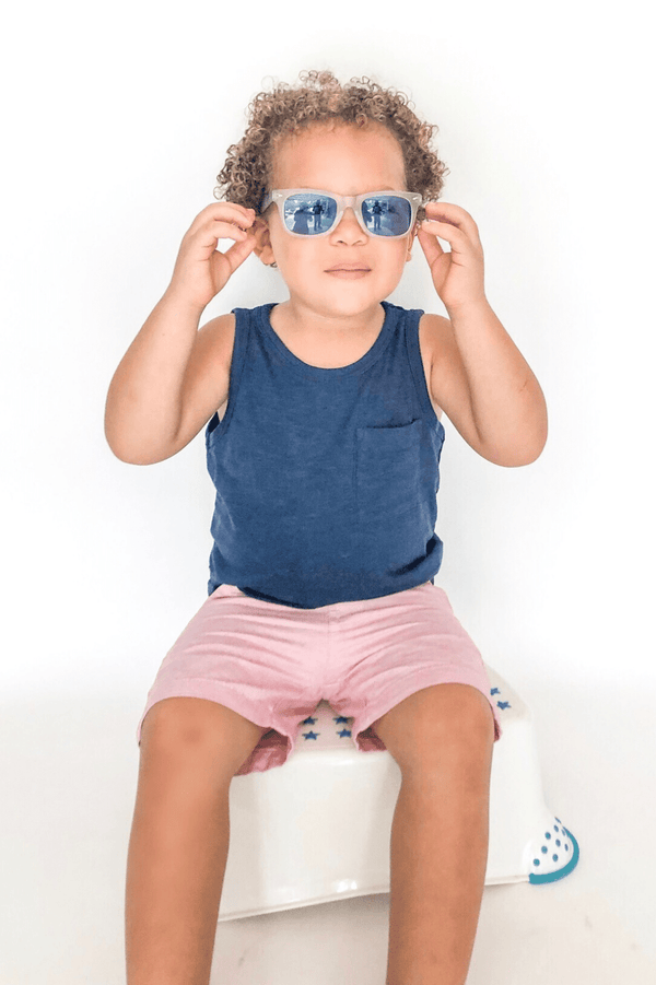 Pink Toddler Boys Shorts | Cliqq Clothing