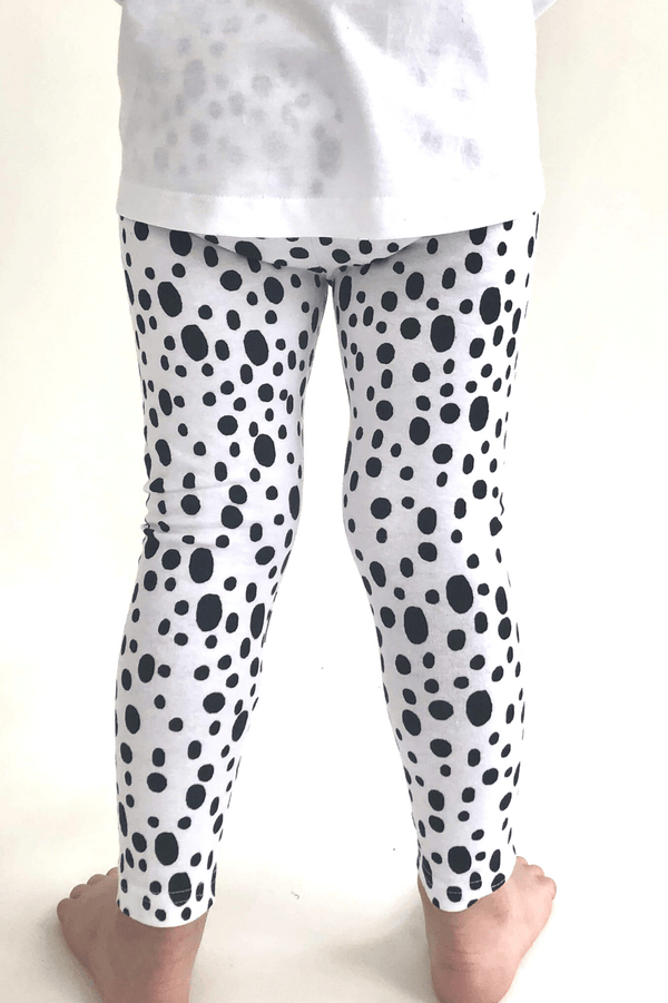 Monochrome Leggings (9m-3t) - Cliqq Clothing