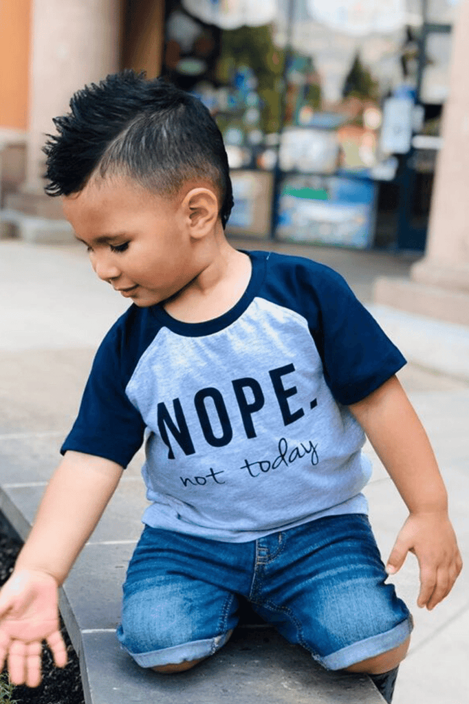 Toddler Boys Graphic Tee | Cliqqclothing.com