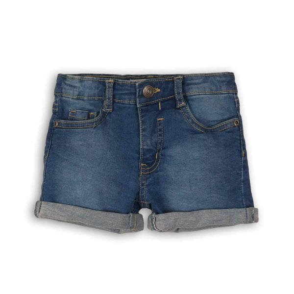 Zoe Denim Shorts - Cliqq Clothing