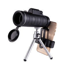 Portable 40x60 Camera Camera Handle For Low Light Night Vision Monoculars