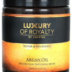 Luxury of Royalty Argan Mask (500ML)