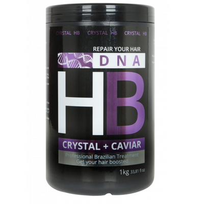 Crystal DNA HairBoost Treatment