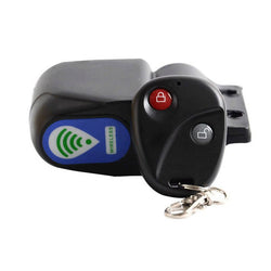 Wireless Remote Control Bicycle Cycling Vibration Alarm Anti-theft Lock