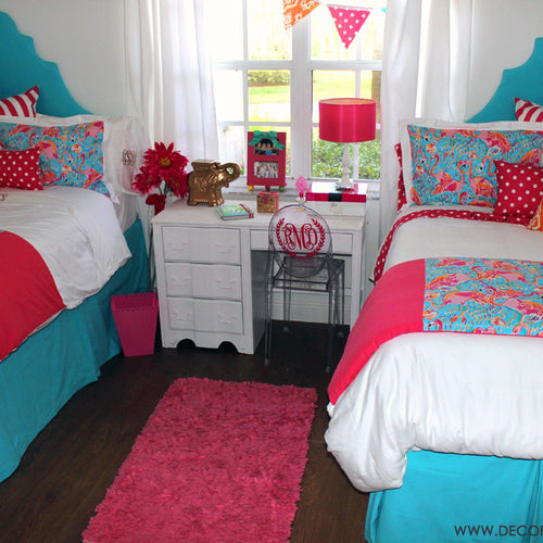 Coordinating Dorm Room Lilly Pulitzer